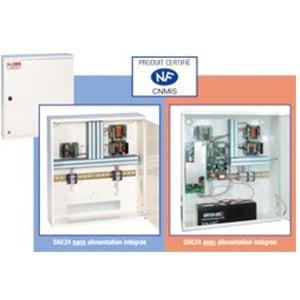 Dispositif Adaptateur de Commande (D.A.C.) à sorties électriques TBTS (avec ou sans alimentation intégrée)